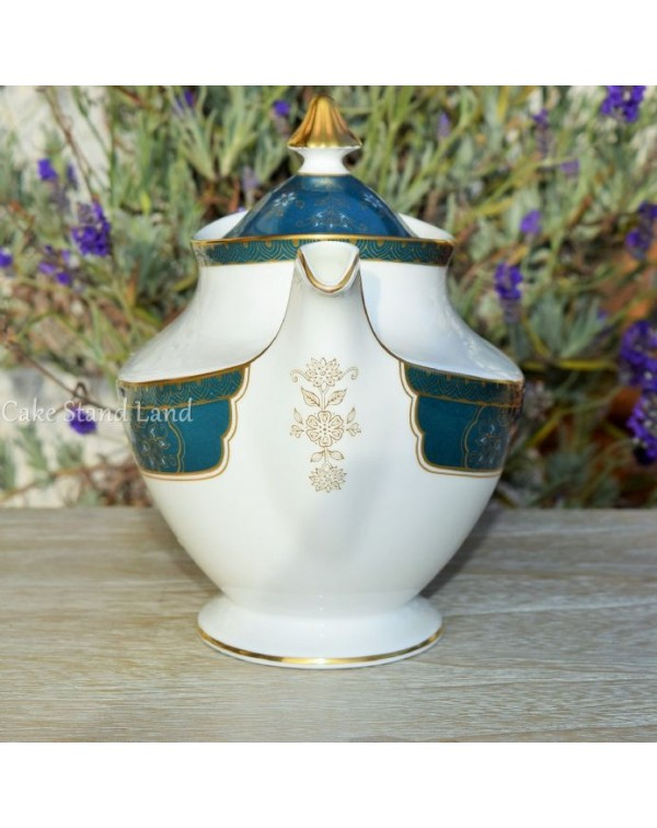 (OUT OF STOCK) ROYAL DOULTON CARLYLE TEAPOT